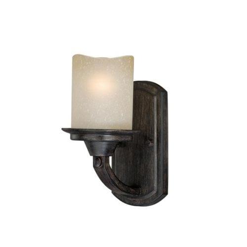 Vaxcel Lighting W0146 Halifax 1 Light Vanity Light