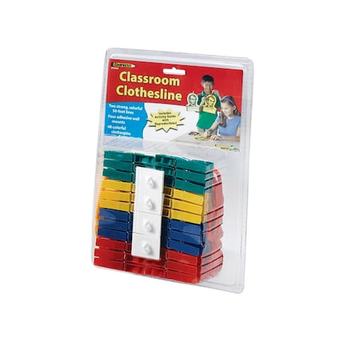 Edupress classroom clothesline 2449