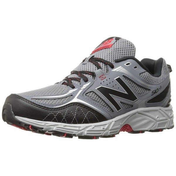 New Balance Mens MT510 Low Top Lace Up Trail Running Shoes