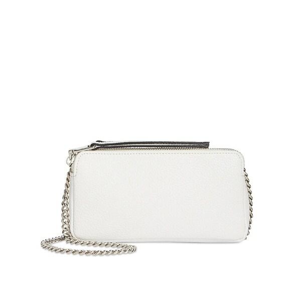 7034d5ca65e7 Shop Steve Madden Tinsley Mini Crossbody Bag White - Free Shipping On  Orders Over  45 - Overstock - 25994263