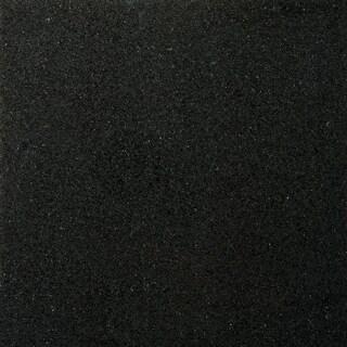 "Emser Tile G05GR101212ABS Granite - 12"" x 12"" Square Floor and Wall Tile - Polis - Absolute Black - N/A"
