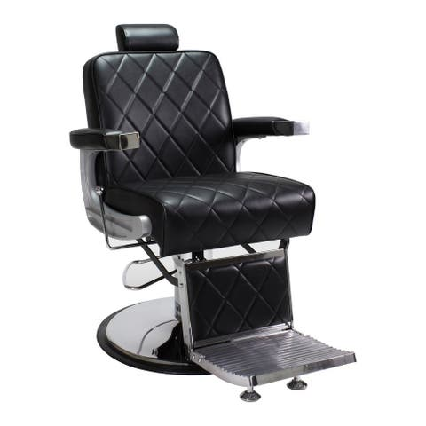 KING Heavy Duty, Reclining Barber Chair