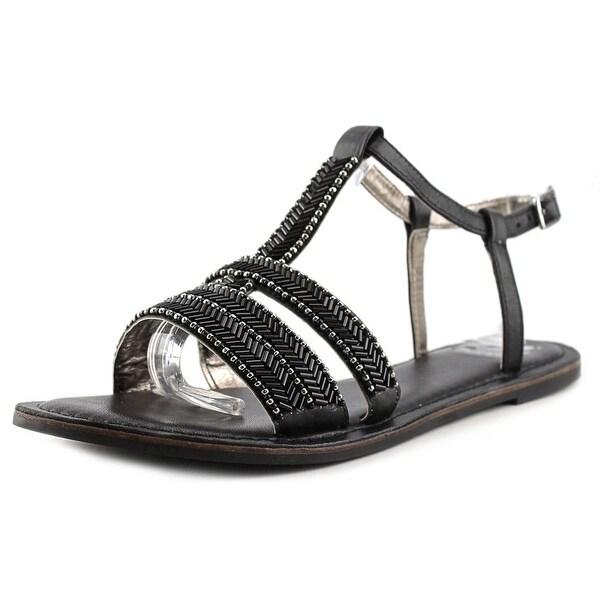 29 Porter Rd Casey Open-Toe Leather Slingback Sandal