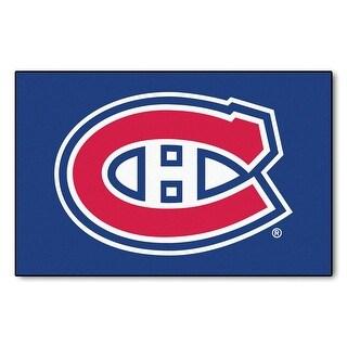 Montreal Canadiens Starter Mat