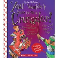 A Crusader Revised Edition You Wouldnt Want To Be