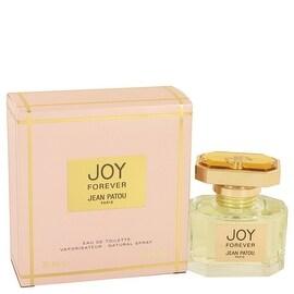 Eau De Toilette Spray 1 oz Joy Forever by Jean Patou - Women