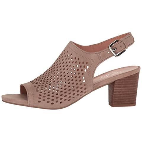 9d6b8bbc7de Buy Brown, Mid Heel Women's Sandals Online at Overstock | Our Best ...