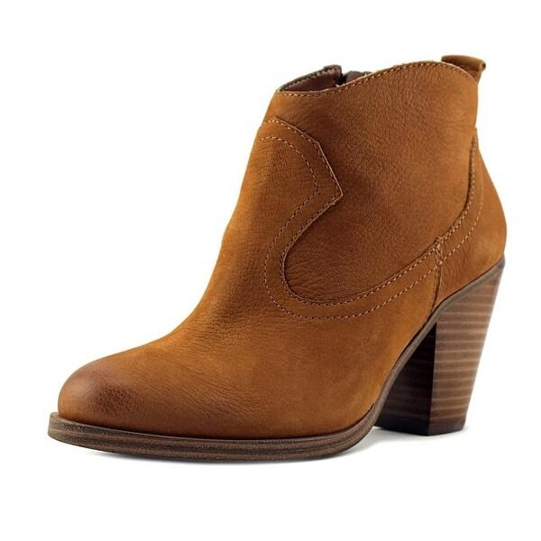 Vince Camuto Hartin Women Summer Cognac Boots