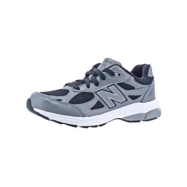 sale retailer 865eb cccdc Shop New Balance Boys 990 Running Shoes Big Kid Abzorb - 4.5 ...
