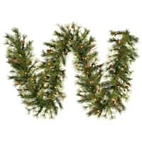 6' Mixed Country Swag Garland 70CL