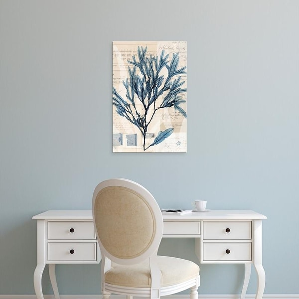 Easy Art Prints Vision Studio's 'Seaweed Arrangement I' Premium Canvas Art