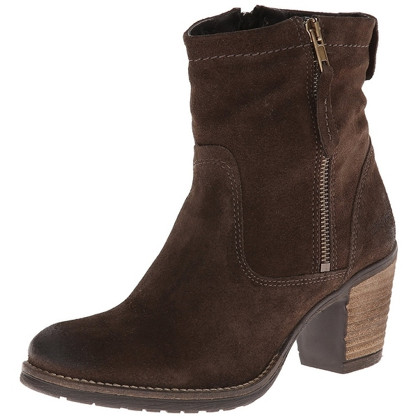 Taos Footwear NEW Brown Women's Shoes Size 5.5M Shaka Suede Boot