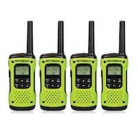 Motorola T605 (4-Pack) Walkie Talkies