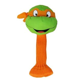 Teenage Mutant Ninja Turtles Michelangelo Golf Club Cover https://ak1.ostkcdn.com/images/products/is/images/direct/bad7e01bc3920157362d67adc96f5ad0f4af677a/Teenage-Mutant-Ninja-Turtles-Michelangelo-Golf-Club-Cover.jpg?impolicy=medium