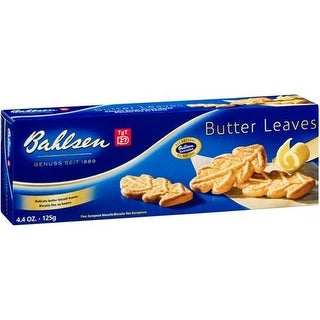 Bahlsen - Butter Leaves Cookies ( 3 - 4.4 OZ)