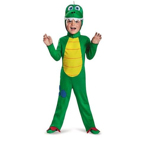 Dinosaur Toddler Costume - Green