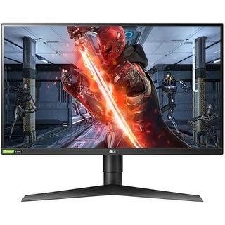 "LG 27GN750-B 1080p 27"" IPS G-Sync Monitor,Black"
