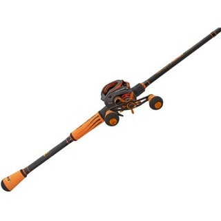 """Lews Mach Crush Speed Spool Combo MC1SH70MH Mach Crush SLP Baitcast Combo"""