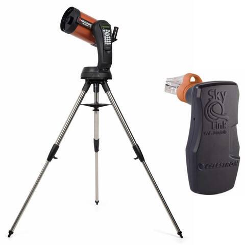 Celestron Nexstar 6SE 150mm f/10 SCT GoTo Telescope Wifi Kit