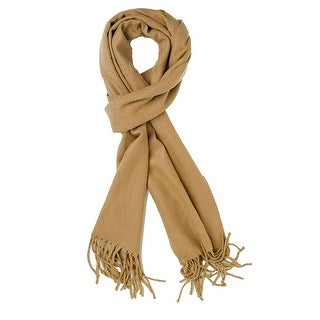 Super Soft Luxurious Classic Solid Cashmere Feel Winter Scarf