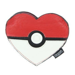 Pokemon Poke-heart Coin Purse - One Size Fits most