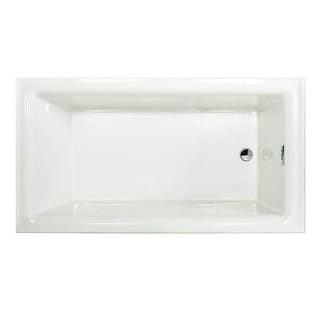 "Miseno MNO3260WDS Vitality 60"" Drop In Soaking Bathtub - Self Leveling Base and"