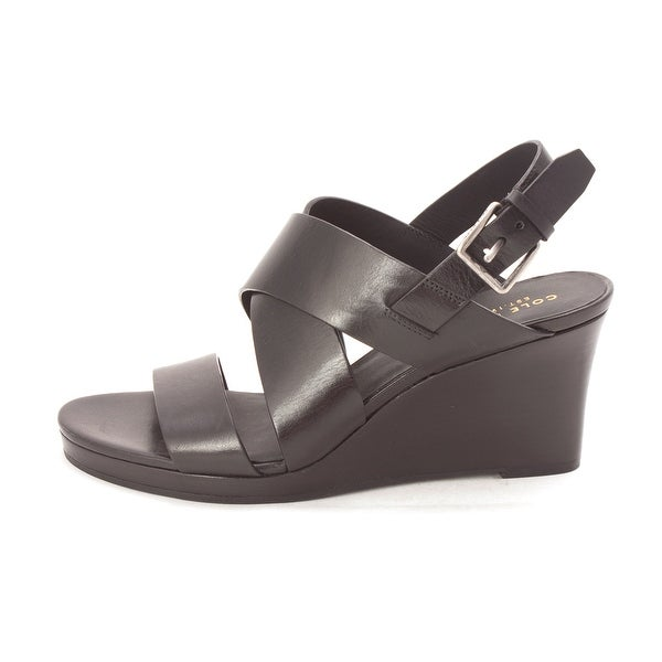 Cole Haan Womens CH1969S Open Toe Casual Slingback Sandals - 6