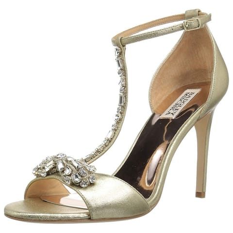 Badgley Mischka Women's Pascale Ii Heeled Sandal