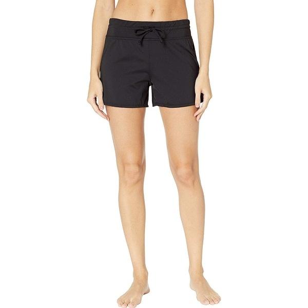 24th /& Ocean Womens Board Swim Short Bikini Swimsuit Bottom Board Shorts