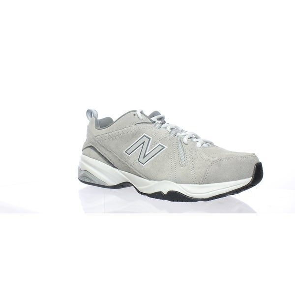 2a653274e9355 Shop New Balance Mens Mx608v4g Grey Cross Training Shoes Size 10 (2E ...