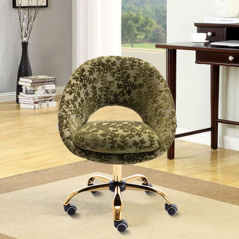 TiramisuBest Office Chair for Living Room,Modern Leisure Style