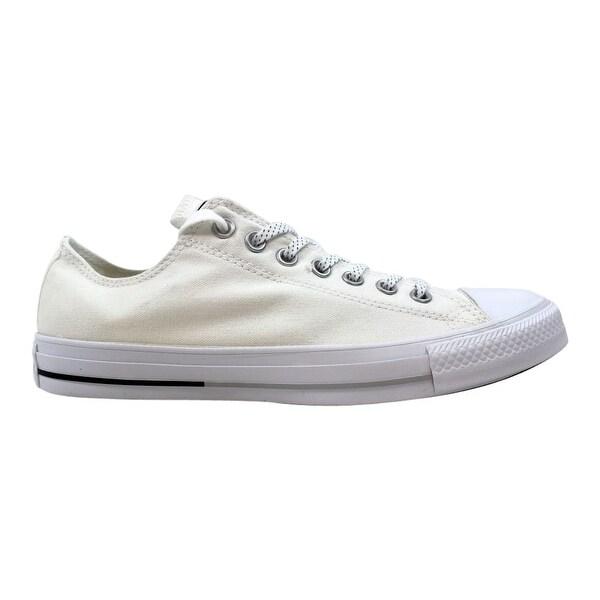 64dc5161bb083 Shop Converse Chuck Taylor All Star Shield Canvas Ox White/Black ...