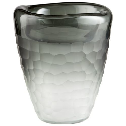 Cyan Design Small Oscuro Vase Oscuro 9 Inch Tall Glass Vase
