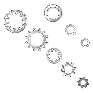 TradesPro 720Pc Lock, Spring & Star Washer Assortment - 835795