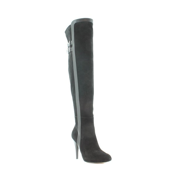 Michael Kors Delaney Women's Boots Black