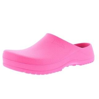 Birkenstock Womens Super-Birki Casual Slip Resistant Clogs - 11 medium (b,m)
