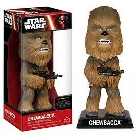 Funko Star Wars The Force Awakens Chewbacca Wacky Wobbler
