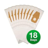 Replacement Type Q Vacuum Bag for Hoover Style Q Allergen Bag (6 Pack)