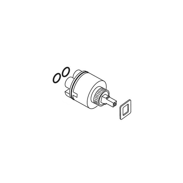 Shop American Standard M962682 0070a Cartridge For Pekoe Extended