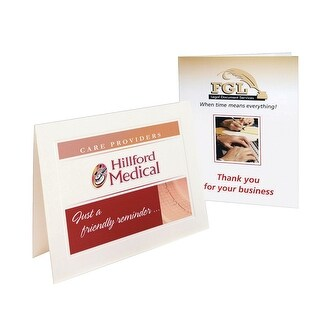 Avery Note Cards For Inkjet Printers, 4-1/4 x 5-1/2 in, Matte White, Includes envelopes, Box of 60