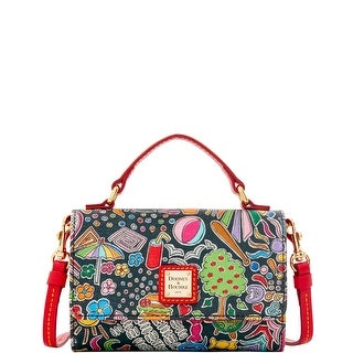 Dooney & Bourke Whimsy Small Mimi Crossbody (Introduced by Dooney & Bourke at $168 in Sep 2016) - Black