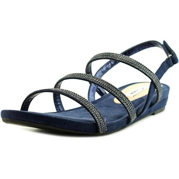 Nina Beonca Navy Sandals