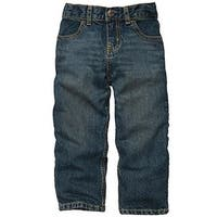 Oshkosh B'gosh Boys' Classic Jeans Medium Tumbleweed Faded Wash (7H)