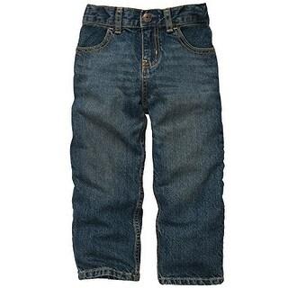 Oshkosh B'gosh Boys' Classic Jeans Medium Tumbleweed Faded Wash (7H)