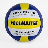"""8"""" Sport Ball Multi-Purpose Soft Touch Volleyball Swimming Pool Accessory"""