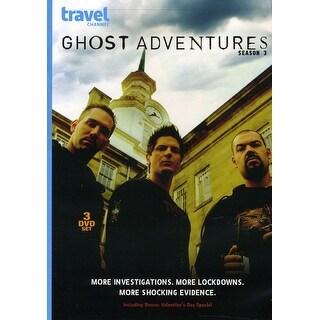 Ghost Adventures: Season 3 [DVD]