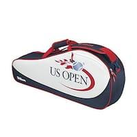 Wilson US Open 3-Pack Tennis Bag (Red/White/Blue)