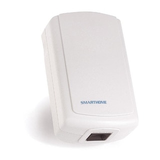 Insteon 2413S PowerLinc Modem INSTEON Dual-Band Serial Interface, White