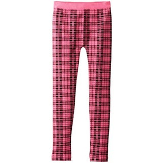 Dream Star Girls Casual Pants Plaid - o/s