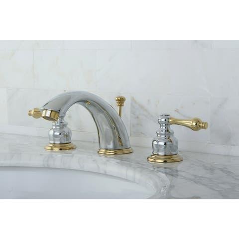 Victorian Widespread Bathroom Faucet